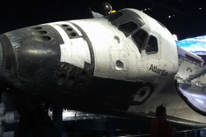 KSC-Atlantis-Nose