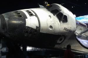 KSC-Atlantis-Nose