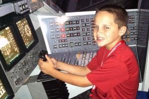 KSC-Brendan-Shuttle-Commander
