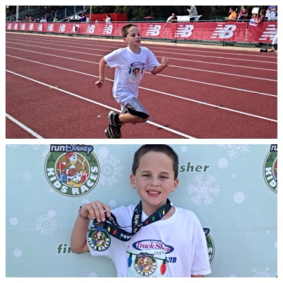 Disney Kids 1-Mile Race