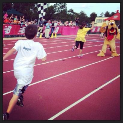 Disney Kids 1-Mile Race