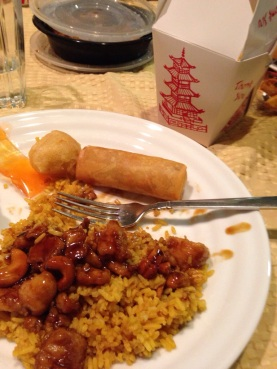 Chinese food!
