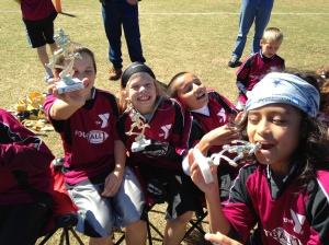 Blanchard Park YMCA Flag Football