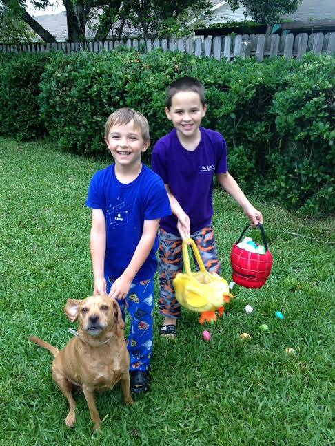 Easter morning!