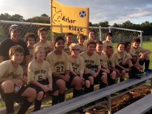 Arbor Ridge soccer