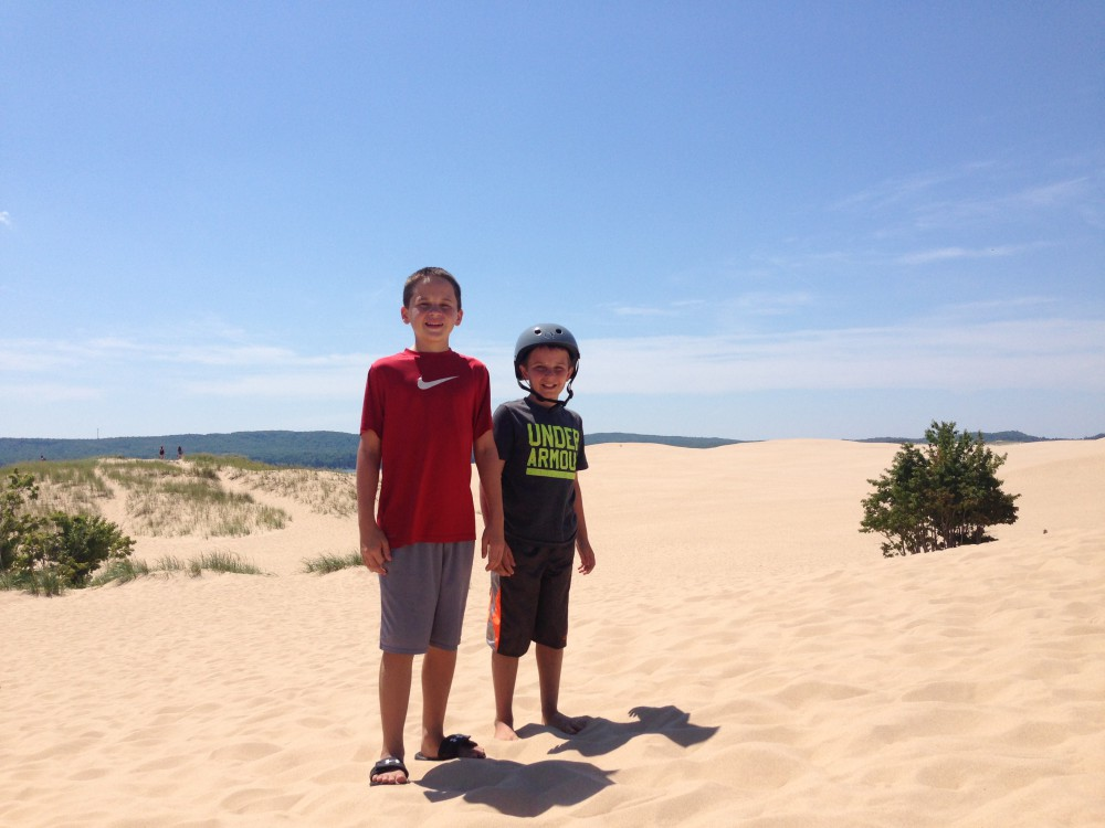 Silver Lake State Park & Dunes
