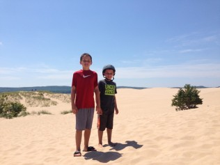 Silver Lake State Park & Dunes