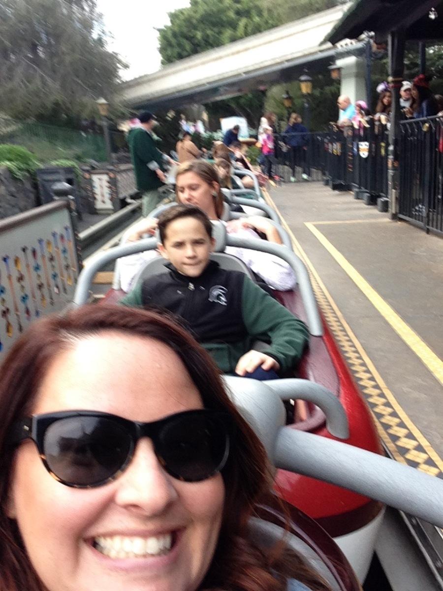 Disneyland Matterhorn