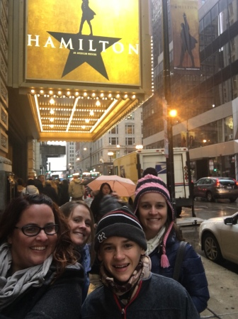 Hamilton in Chicago